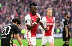 Ajax OL défaite