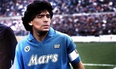 Maradona naples