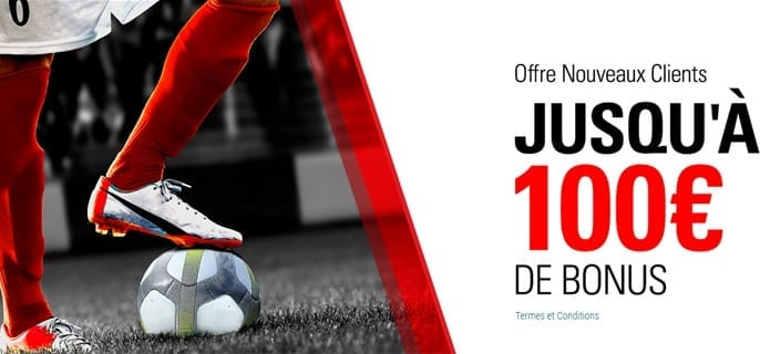 BetStars : 100€ offerts à l'inscription