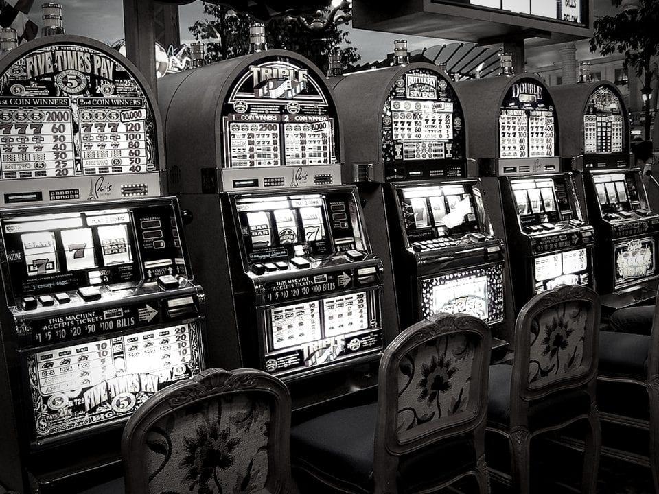 Machines à sous avec petits jackpots