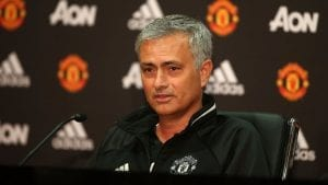 conference presse mourinho