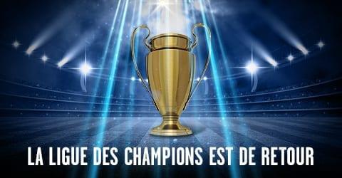 Freebet Ligue des Champions