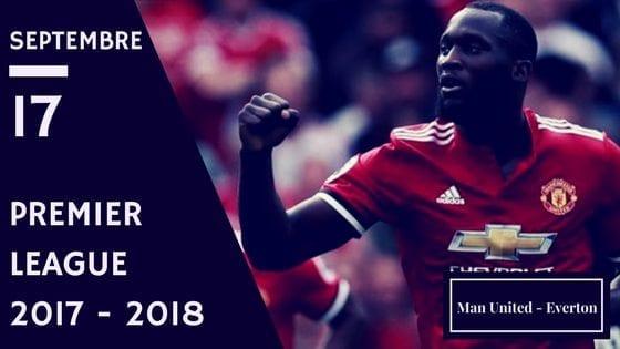 prono united everton 2017 2018