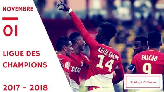 Pronos-Besiktas-Monaco-2017-2018