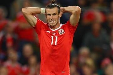 Gareth Bale Pays de Galles