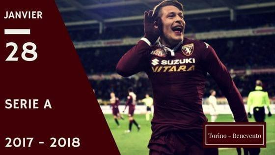 Pronostic Torino Benevento