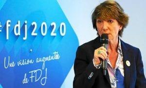Stéphane Pallez présente le projet FDJ2020
