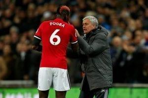 Pogba - Mourinho : ce n'est pas clair