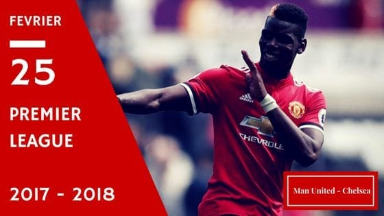 pronos Manchester United Chelsea : le choc !