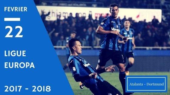 pronostic atalanta dortmund ligue europa 2017 2018