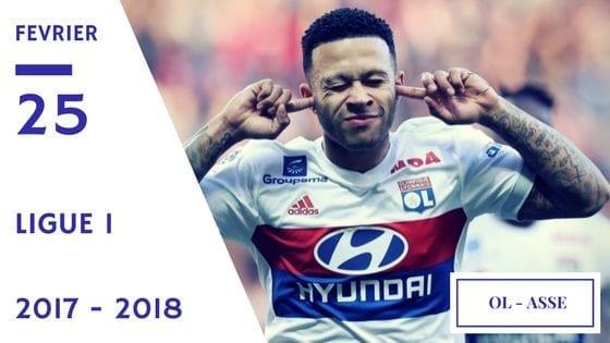 pronostic ol asse ligue 1 2017-2018