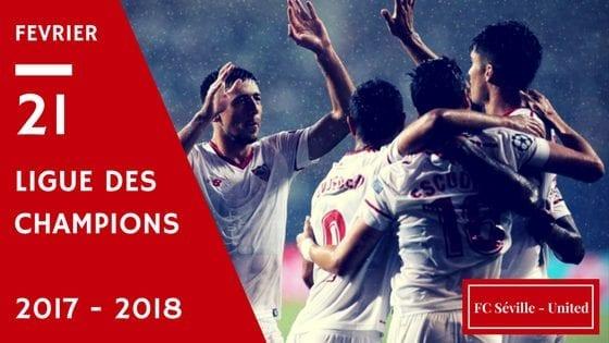 Prono Séville United ldc 2018