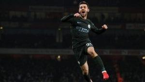 Bernardo Silva a inscrit un magnifique but face à Arsenal