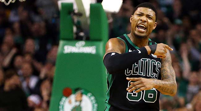 Marcus Smart Celtics de Boston