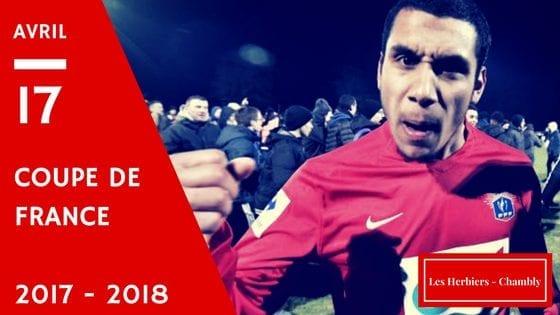 Pronostic Les Herbiers - Chambly - Coupe de France 2017 2018