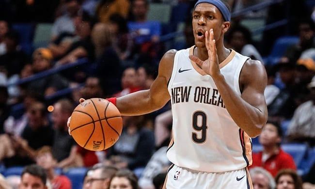 Rajon Rondo Pelicans Nouvelle-Orléans