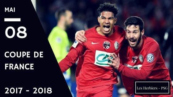 Pronostic Les Herbiers vs PSG en Coupe de France