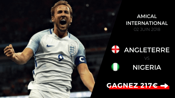 prono Angleterre Nigéria 201!8
