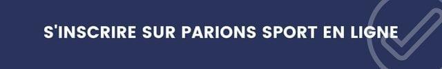 Inscription Parions Sport en Ligne