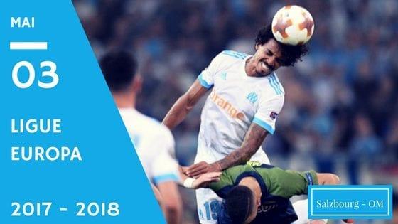 pronostic retour salzbourg om europa league