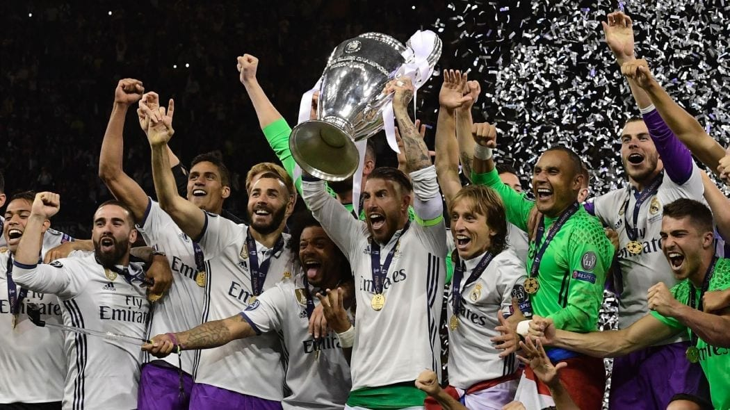 real madrid victoire ligue des champions 2017