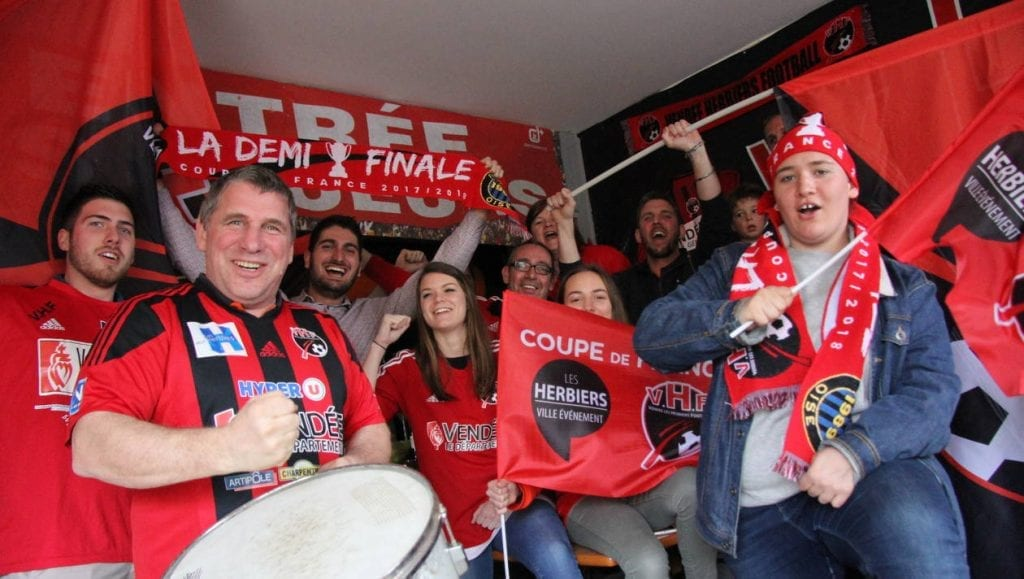 Supporters des Herbiers