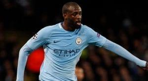 dernière danse de Yaya Touré à Manchester City