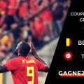 prono Belgique Tunisie CDM2018