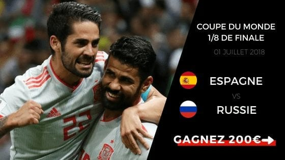 Pronostic Espagne Russie