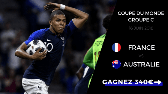 Pronostic France - Australie