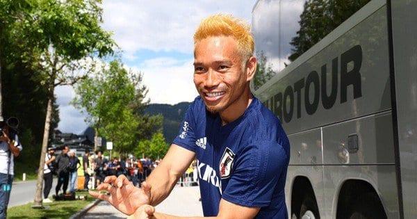 Nagatomo, le super sayan du Japon