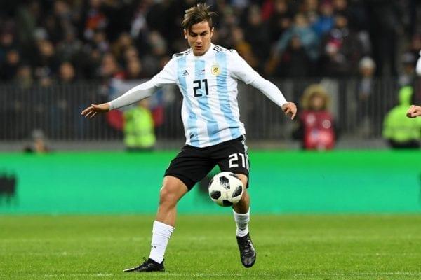 Dybala Coupe du Monde 2018