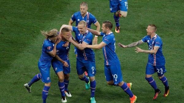 Islande Coupe du Monde 2018