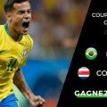 Pronostic Brésil Costa Rica - Coupe du Monde 2018