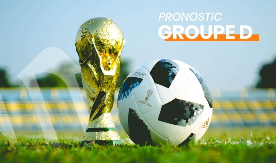 Pronostic du groupe D Coupe du Monde