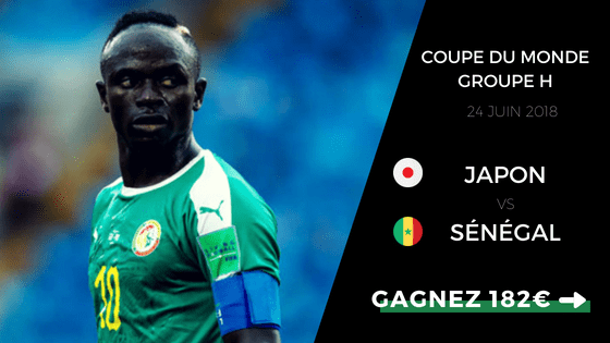 pronostic japon senegal cdm 2018