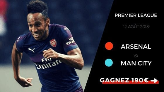 prono arsenal city PL 2018/2019
