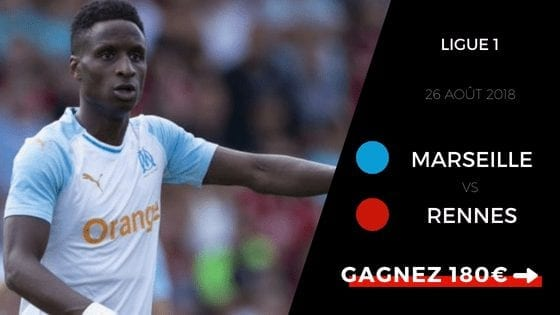 Pronostic Marseille Rennes - Ligue 1