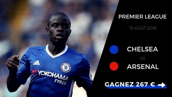 pronostic chelsea vs arsenal premier league 18 19