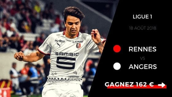 pronostic ligue 1 rennes vs angers 2018 2019