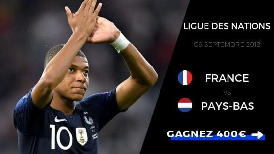 Pronostic France Pays Bas