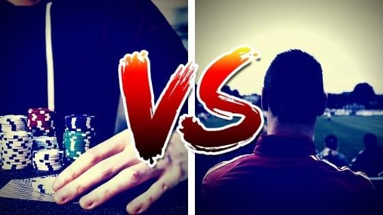 Poker vs Paris Sportifs