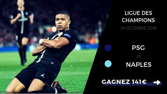 prono ldc paris napoli 2018/2019