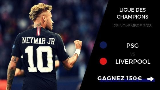 prono LDC Paris Saint-Germain vs Liverpool 2018-2019