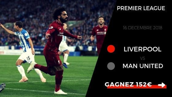 prono Liverpool FC vs Manchester United PL 2018/2019