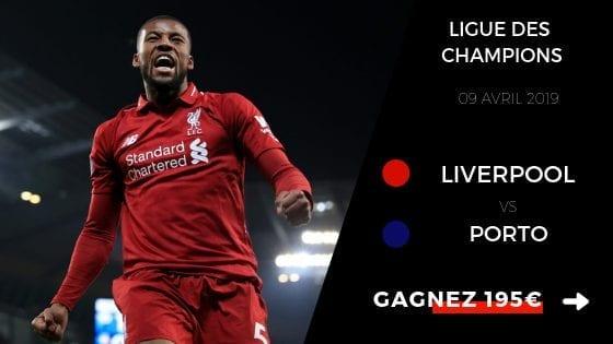 Pronostic Liverpool Porto