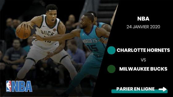 pronostic Charlotte Milwaukee
