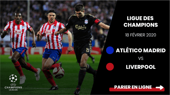 atletico madrid - liverpool